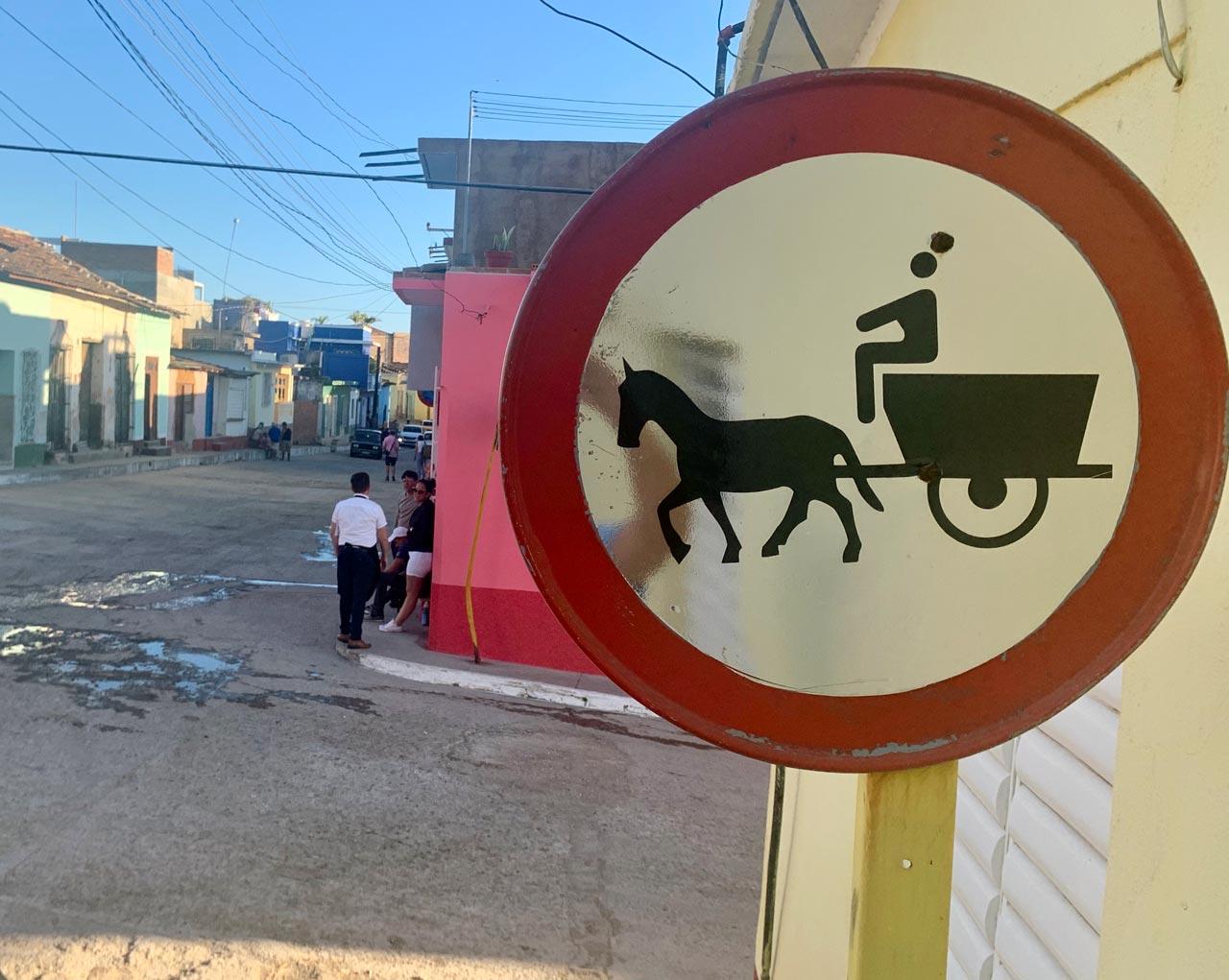 Trinidad streets.