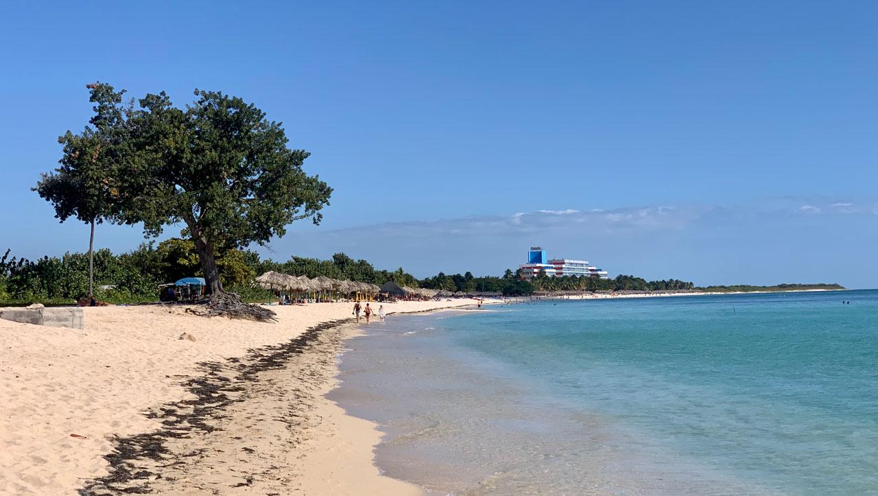 Playa Ancón.