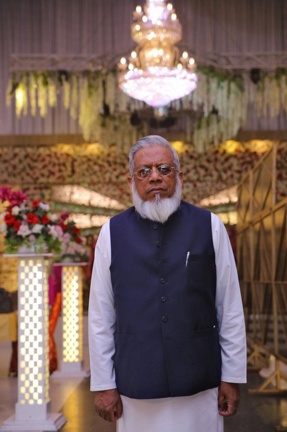 Engr. Iqbal Ahmed Khan