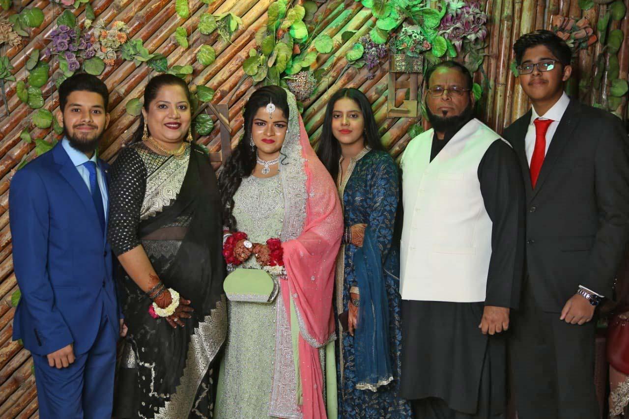Obaid Ur Rehman, Dr. Kiran Ata Ur Rehman, Umaima Abdul Bari, Mariam Ata Ur Rehman, Habib Ur Rehman
