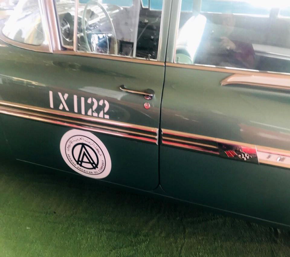 Aramco taxi classic