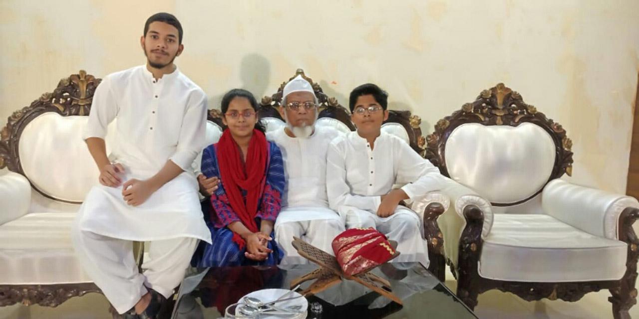 Obaid Ur Rehman, Mariam A. Rehman, Engr. Iqbal A, Khan and Habib Ur Rehman