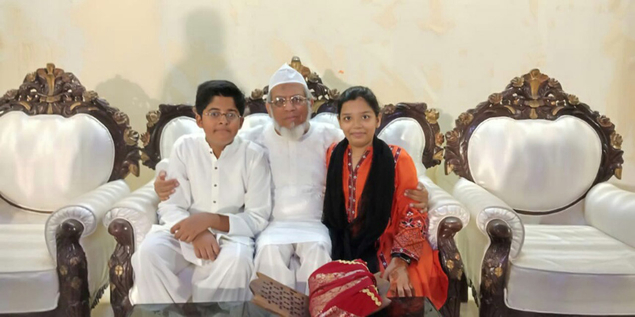Habib Ur Rehman, Engr. Iqbal Ahmed Khan and Zoya Imran