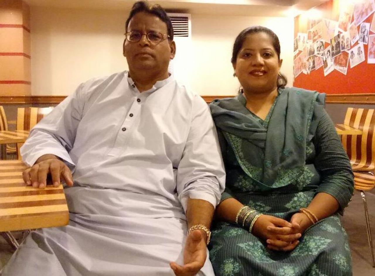 Dr. Ata Ur Rehman and Dr Kiran Ata Ur Rehman