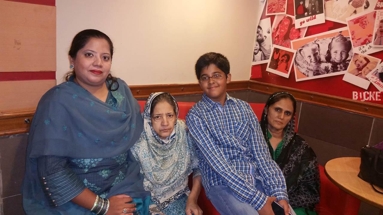 Dr. Kiran Ata Ur Rehman, Mrs. Zohra Iqbal, Habib Ur Rehman, Mrs. Rudaba Irshad