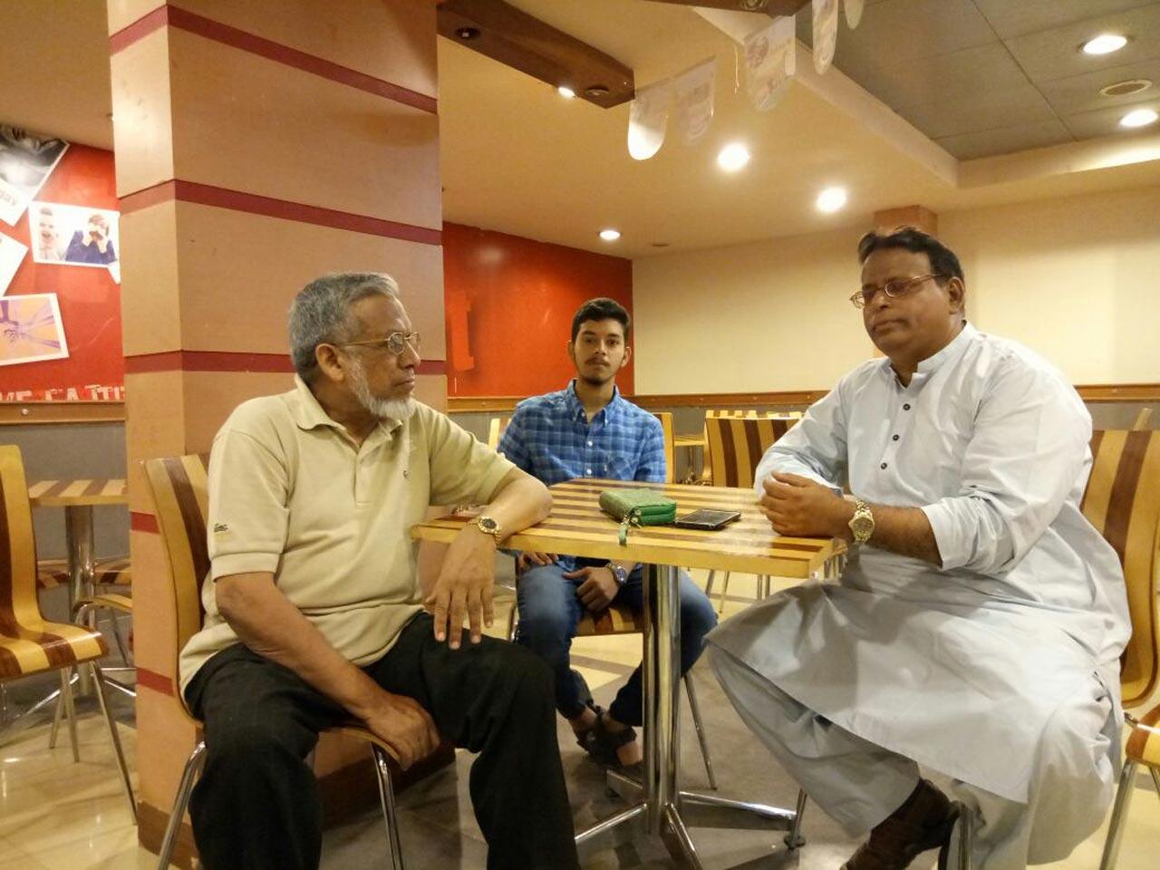 Engr. Iqbal Ahmed Khan, Obaid Ur Rehman, Dr. Ata Ur Rehman