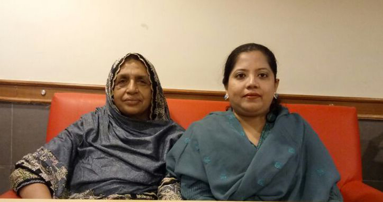 Mrs. Rehana Obaid, Dr. Kiran Ata Ur Rehman