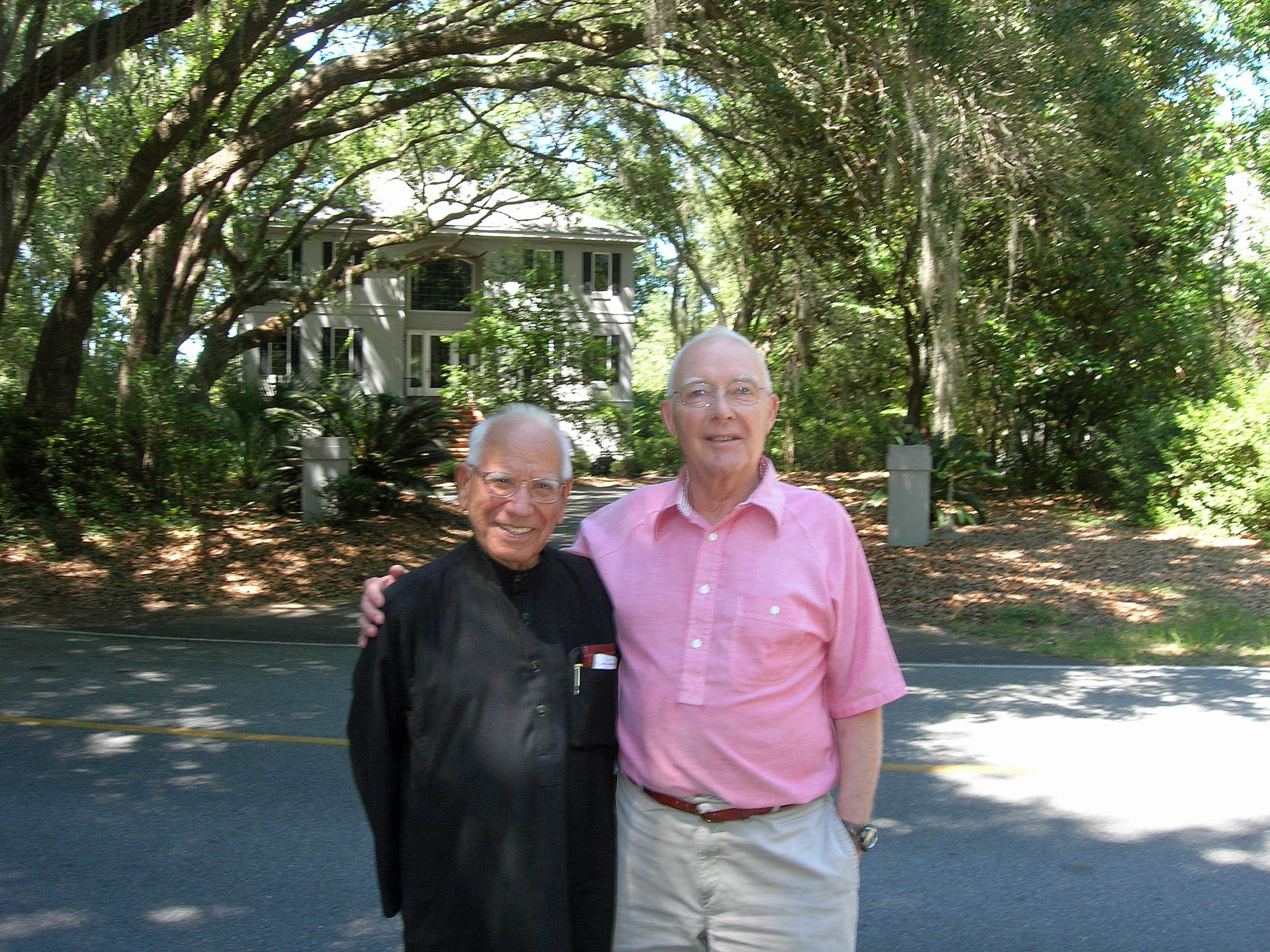 Shaikh Amin Visits Burnett Moody