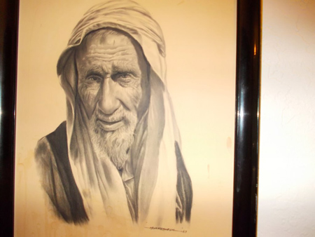 Arab Man by Meherraheem