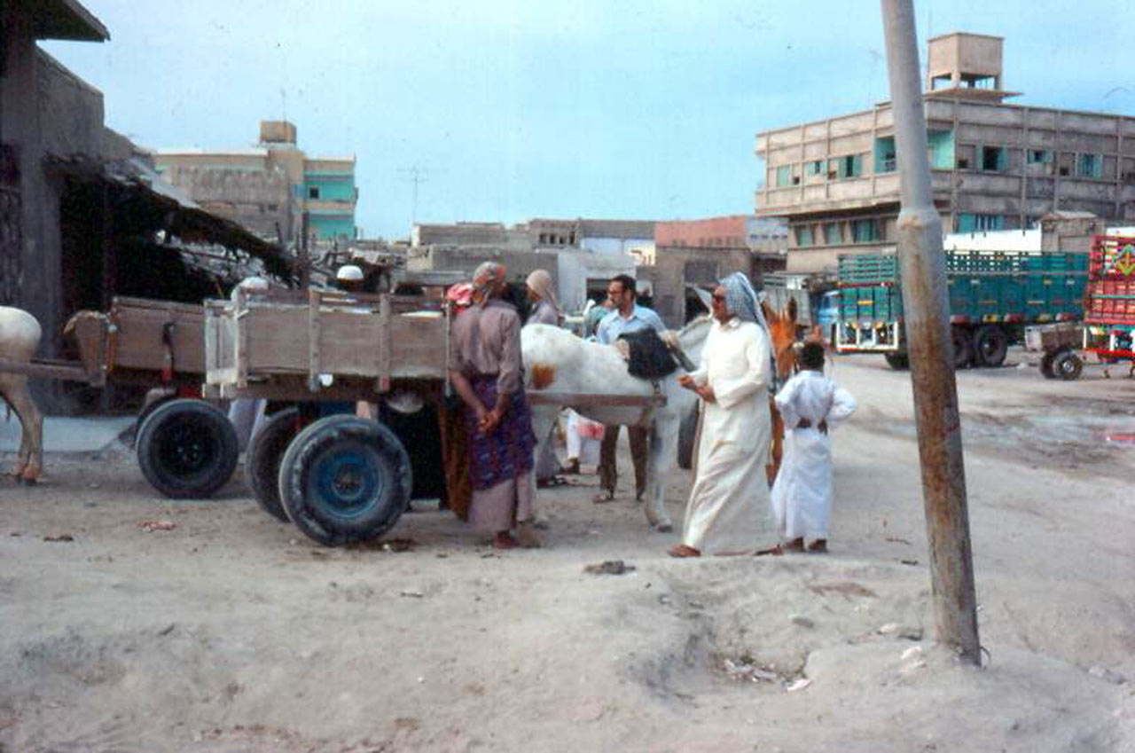 Loved old town Al Khobar and the courteous ways of the shop owners when purchasing goods.