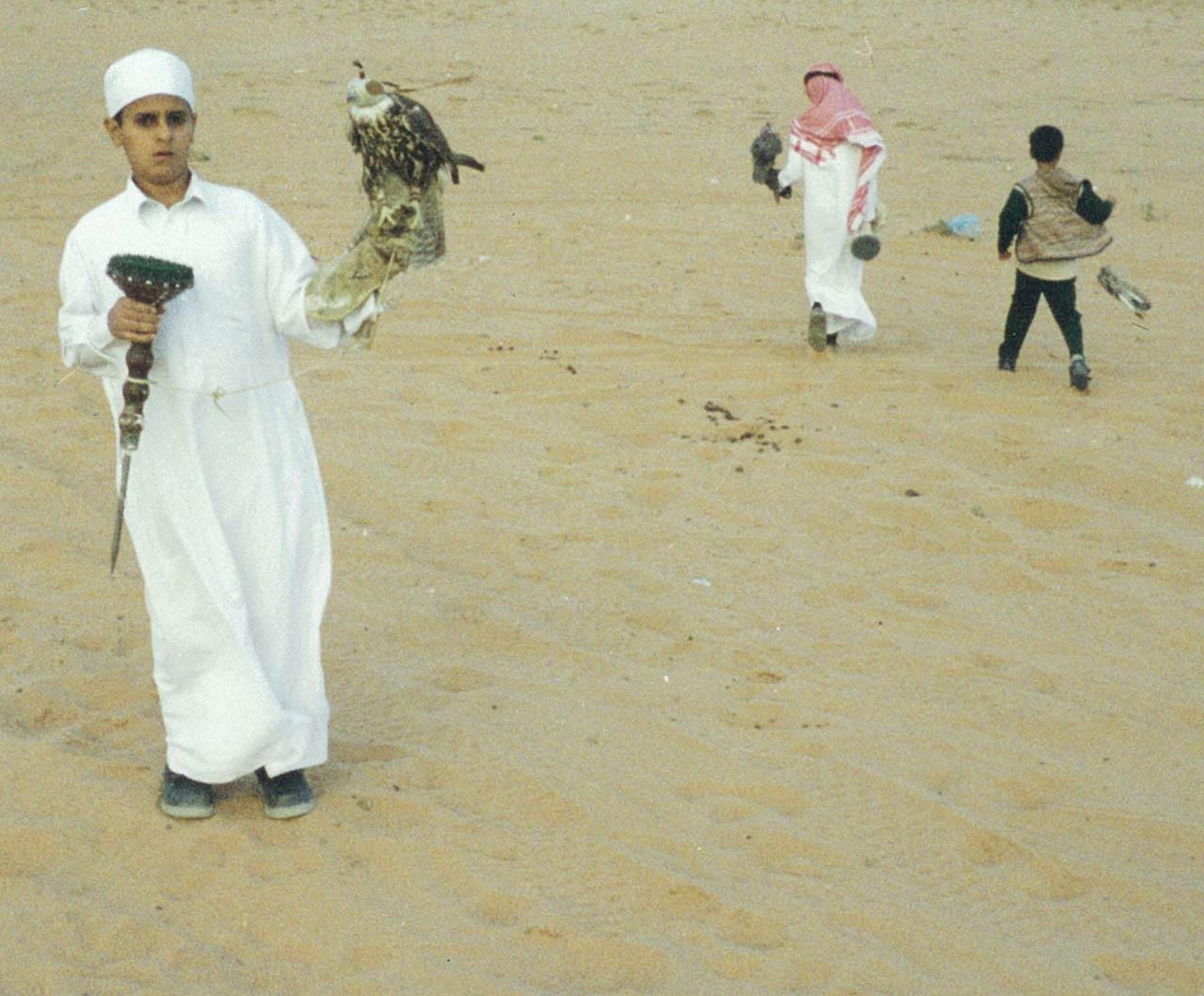 Falcons of Riyadh 1999