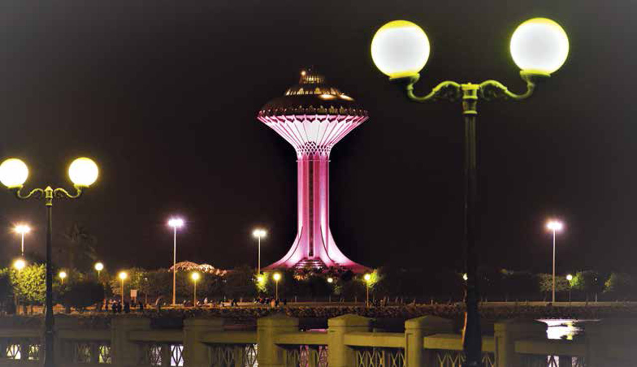 The Bright Lights of al-Khobar
