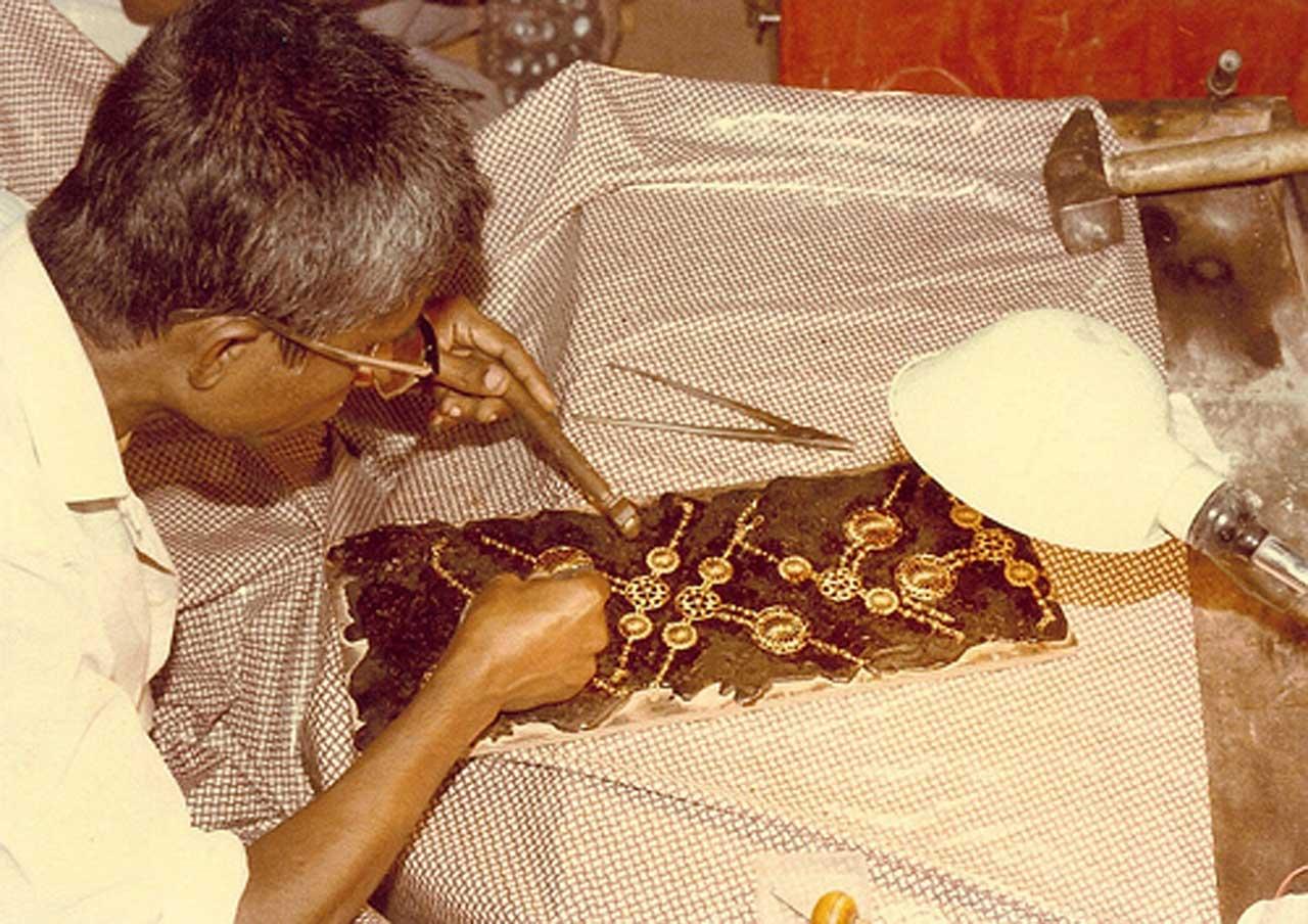 Dammam Gold Souks 1986