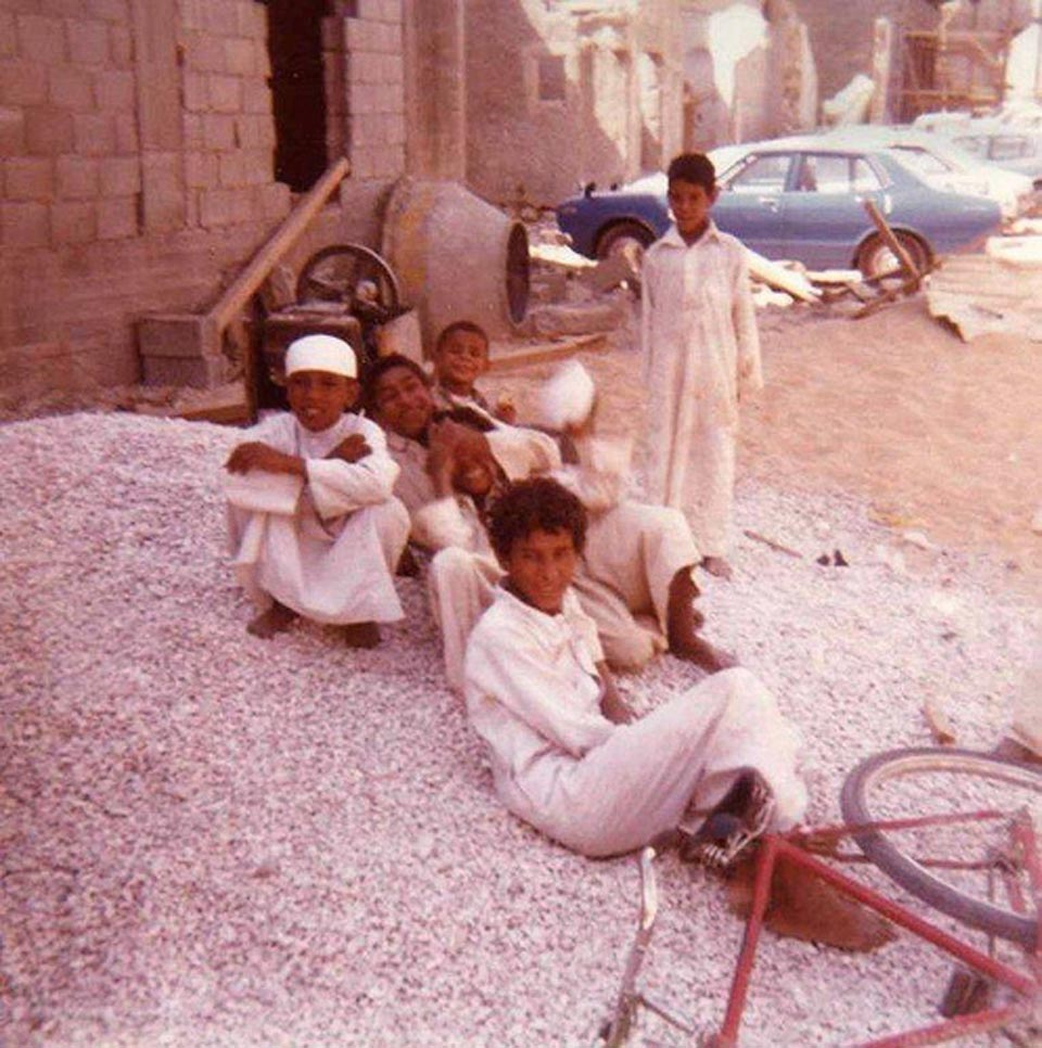 Al Hofuf Saudi Arabia -1978 contributed by the Stevens family.