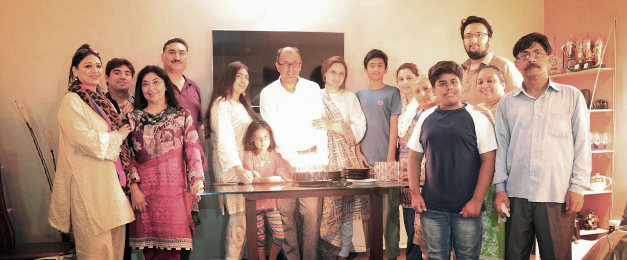 Happy Birthday to Engr. Syed Naushad Shah