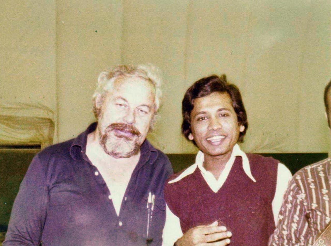 Alfred E. Sullivan and Mohammed Baig - 1982