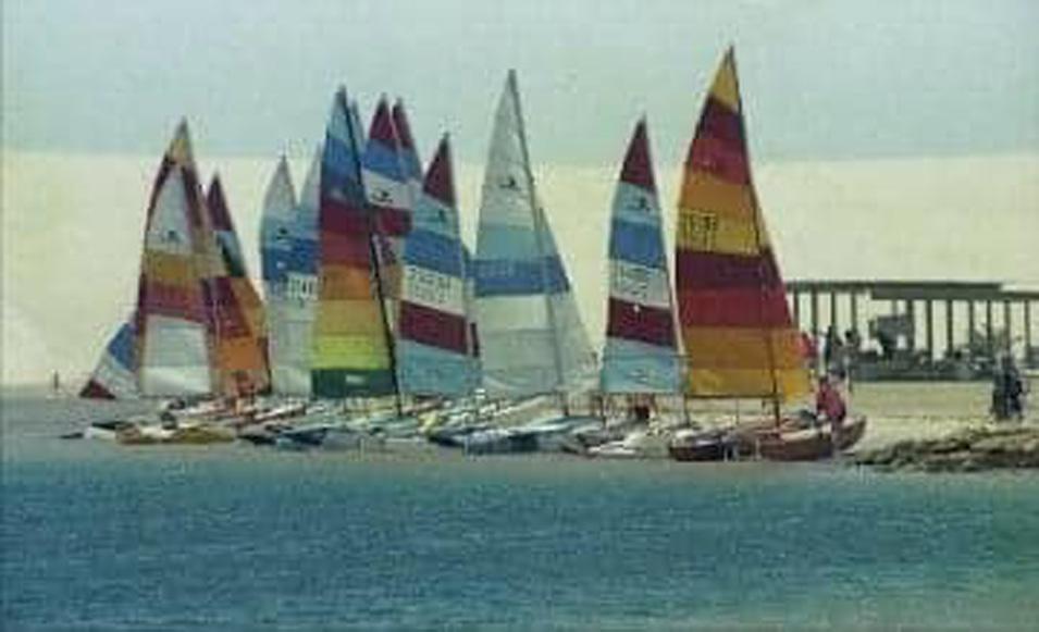 Half Moon Bay circa 1979