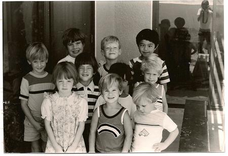 Dhahran Kids Circa 1978