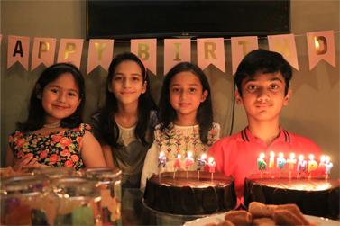 Happy Birthday Hooriya Naushad Shah