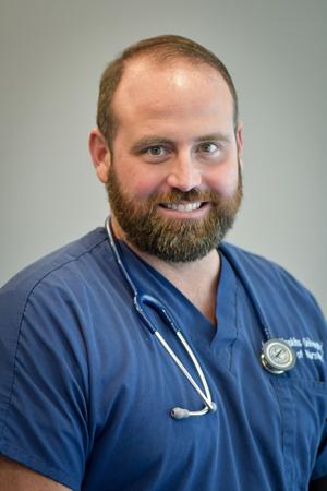 Rob Neff Graduates from the Johns Hopkins School of Nursing