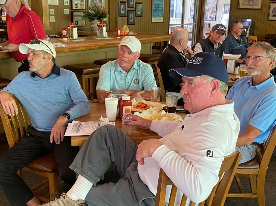 Aramco Retiree Golf Group Teed It Up in Grapevine, Texas