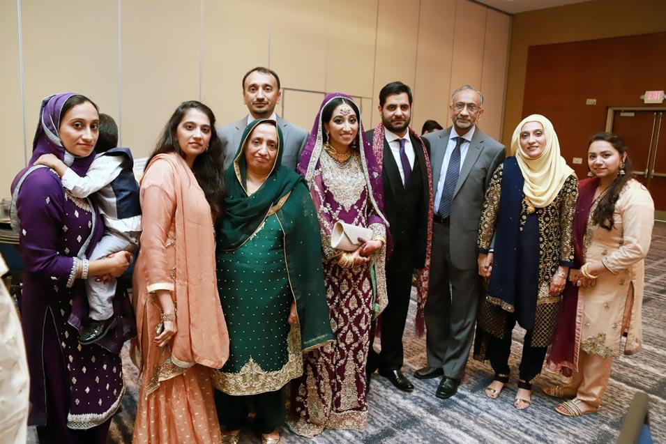 Aneesa R. Baig Weds Adeel Izhar Javed