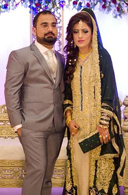 Farhan Hussain Siraj and Shumaila Mustafa