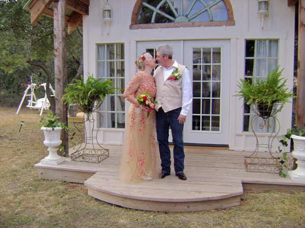 Heather Holland Weds Christopher Armstrong