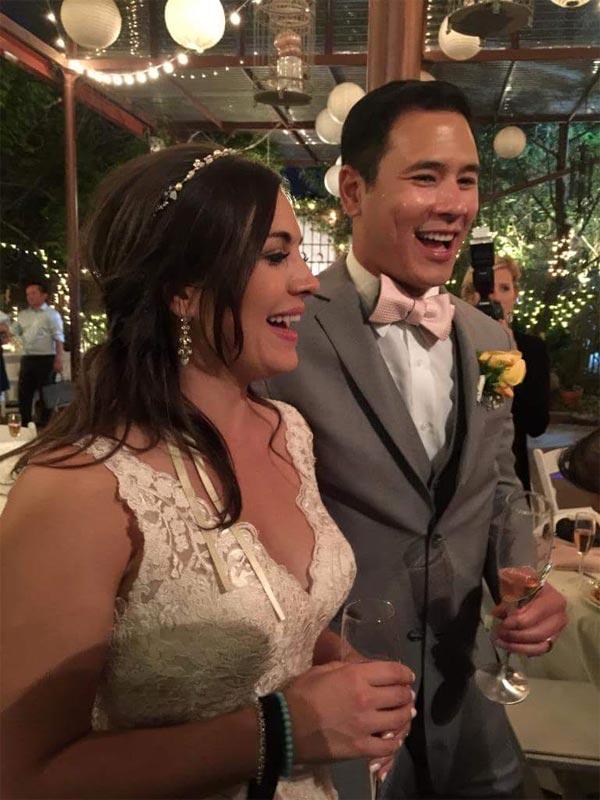 Josh Shaner Weds Ashleigh Manfredi
