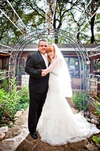 Joshua Scott and Tatiana Burge