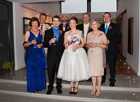 Amanda Wixted Weds Timothy Fitz in South Africa (1)