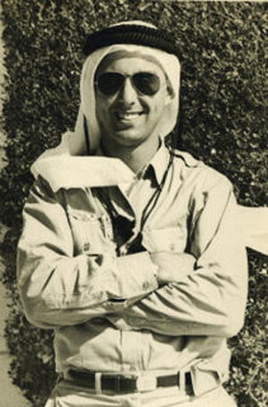 A Pilot Remembers King Saud and His Ministers