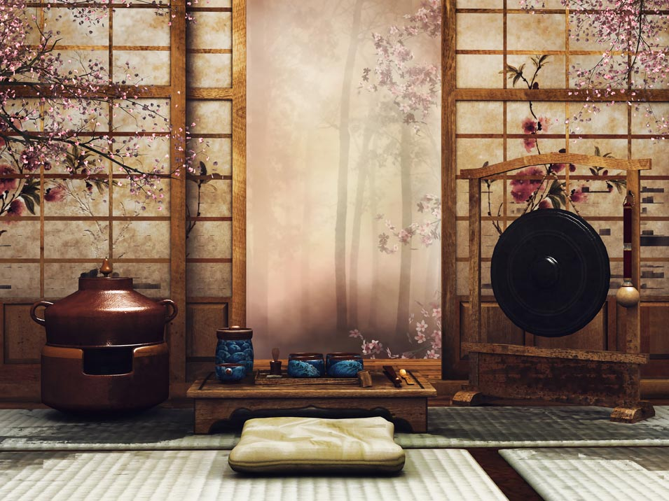 Bringing Two Cultures Together: Eiichi Nakamura, Saudi Aramco and the Japanese Tea Ceremony