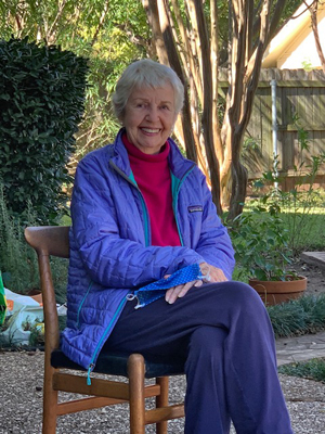Mary Norton - Paying It Forward: From Texas to Palestinian Refugee Camps