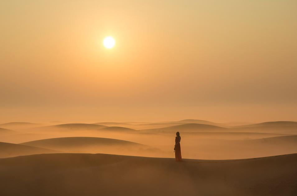 Poems of Arabia by Elise Kellett