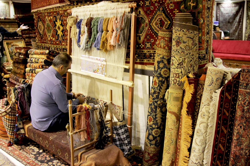 Reminiscences of Arabia: Rug Fever and a Life Lesson from an Unlikely Source