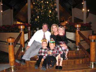 The Schumacher's - December 2004