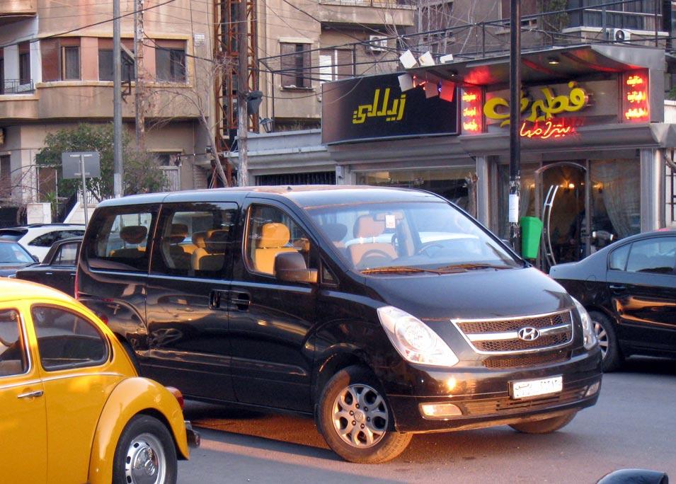 Syria's Treasures, Part 1 – Damascus