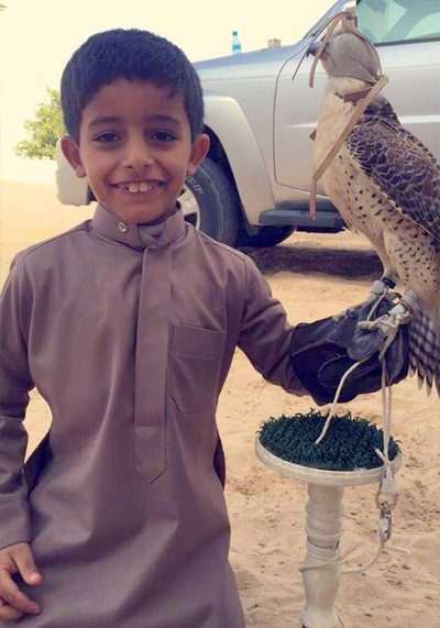 Tales of the Bedouin – Part XIII: Faisal and the Falcon, Part 2