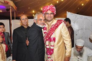 Mahrukh Kaiser Alavi Weds Qazi Atif Alam