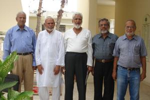 August Meeting of SAEEA