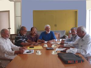 SAEEA December Meeting