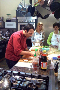 Thai Cooking Class in Houston