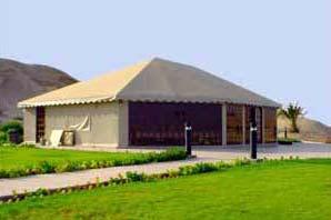 Saudi Aramco Al-Ghawar Tent