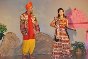 Rhythms of Rajasthan