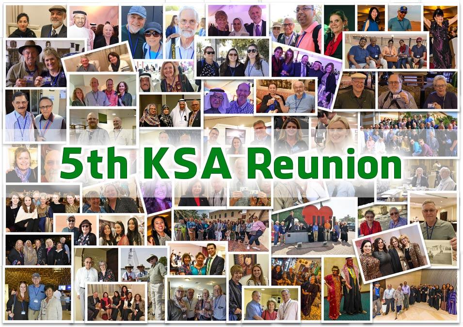 5th KSA Reunion - Save the Date