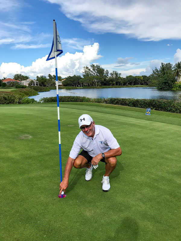 Aramco Retiree Golf Group Teed Up in Sarasota, FL