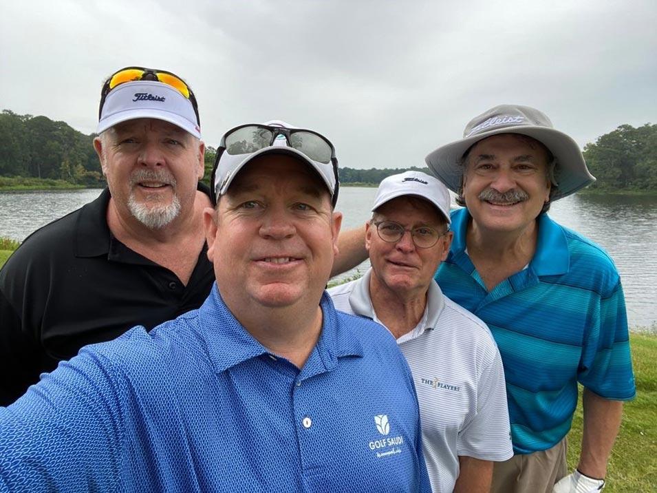 Aramco Retiree Golf Group Teed It Up at Pine Mountain, Georgia