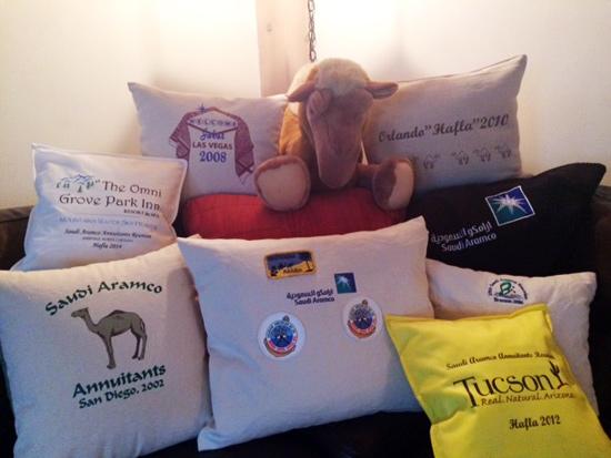 Aramco Reunion Bags