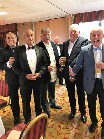 Not the May Ball II - Dhahran Rugby Reunion